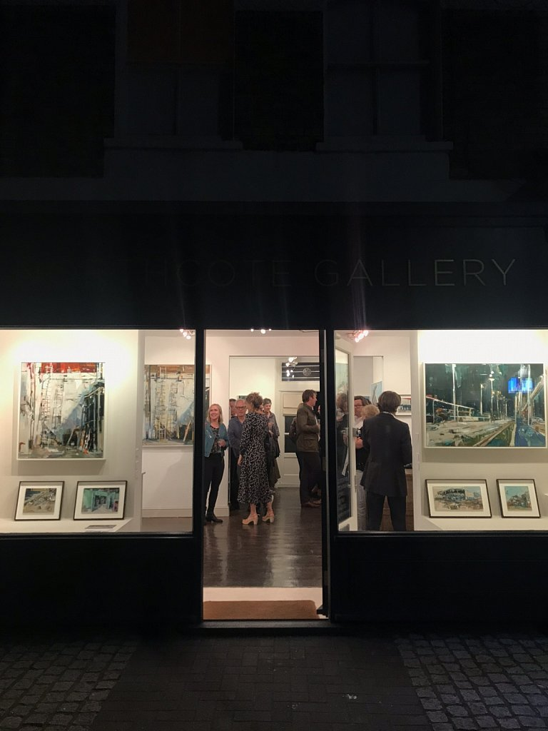 'Dog Days' Private View october 2019